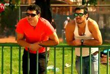 hombres lindos♥
