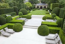 FORMAL GARDEN IDEAS
