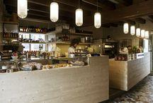 Pizzacaffè La Torre #1 Verona Italy / street food in verona by kanz architetti
