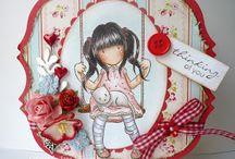Jane´s lovely cards