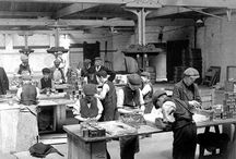 Boys, waistcoats, 1850-1930