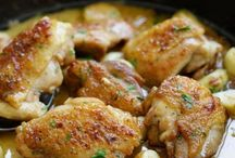 preparate cu carne de pui