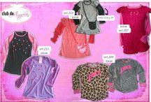 DISCONTINUOS invierno 2015 / Las más lindas remeras, vestidos y calzas a súper precios! / by Club de Angeles