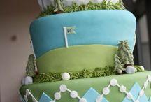 boy/men cakes