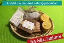 S&L Naturel / All natural handmade products with no chemicals and paraben