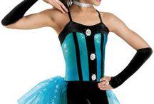 Cara dancing costumes