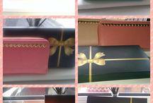 Purses / Customised purses