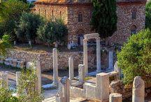 Thèbes en Grèce