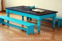 diy furniture / by Missy Wright