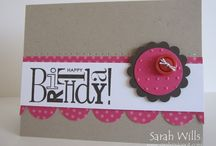 Stampin' Up! / by Robyn Jackson