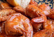 Cajun-Creole-Southern Food