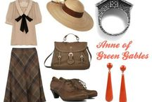 """Anne with an """"e""""... / Images and objects inspired by and from Anne of Green Gables"""