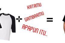 Bikin Kaos Custom Murah Online