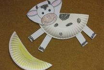Toddler Group Crafts & Ideas