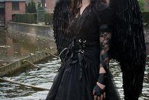 Halloween 2015 / Dark angel