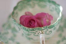 Tea + Cups