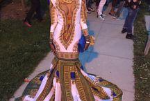 Gaun glamoer