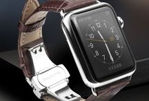 Elegance, luxury, leather watch Noble watches / Elegance, luxury, leather watch Noble watches