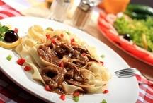 Блюда с бараниной