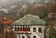 Central Mainland Greece / Thessaly (Pilion), Epirus and Western Greece (Zagorochoria,Parga), Central Greece & Attica (Evia Island, Saronic Islands)