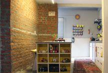 Industrial-style Kitchen Renovation