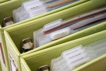 Get Organized! / by Stephanie Johnston