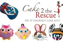 GIVEAWAY: Cakes 2 The Rescue - DIY Cake Kits