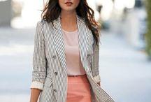 Business Attire suits
