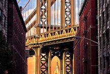 Manhattan bridge NY