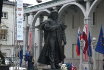 Cultural Events and Holidays in Slovenia / One of the largest of the cultural events that takes place annually on 8th February is the Preseren Fair which celebrates the life and work of the great Slovene poet, Dr. France Prešeren.