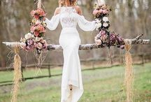 Unique Wedding Ideas / Planning your wedding but want to throw tradition to the wind? I'm all about the unconventional and untraditional. Here are ideas, inspiration, and tips for planning your own unique wedding!