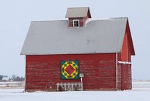 Barn Quilts / by Elissa Hefley