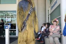 Chewbacca Cosplay / Cosplays about Chewbacca