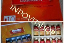 Glutamax whitening Rp. 800.000