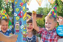 Goodie Gusher at A Party / Here is where you will see the joy on kids faces when they play with the Goodie Gusher.