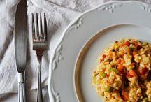 Arroz Rice Risotto / Arroz, rice, risotto, paella