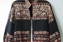 Batik, tenun & songket