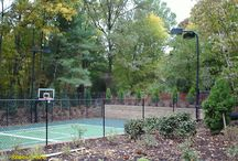 Sports Facility Fence Options / Not all sports fields/courts are created equal