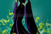 Disney: Villians / by Kristen Newcomb