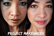 BEAUTY - Project Makeunder