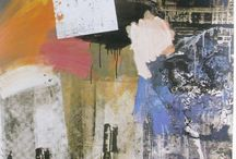 """Robert Rauschenberg / Robert Rauschenberg (October 22, 1925 – May 12, 2008) was an American painter and graphic artist whose early works anticipated the pop art movement. Rauschenberg is well known for his """"Combines"""" of the 1950s, in which non-traditional materials and objects were employed in innovative combinations. Rauschenberg was both a painter and a sculptor and the Combines are a combination of both, but he also worked with photography, printmaking, papermaking, and performance."""