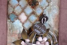 Alcohol ink Tim Holtz web site