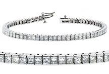 Bracelets - Tennis