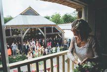 Mazing Wedding Venues- Oak framed