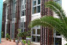 IJLA - British Embassy, Rabat, Morocco / Landscape Architecture
