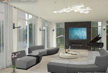 Diseños / Diseño de sala
