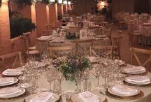 Bodas de Guadalquivir Catering - Decoración, Montajes, Espacios y Gastronomía / Algunas fotos de nuestras bodas... ¡Todas son especiales y todas son diferentes! Descúbrelas ;)  #WeddingPlanner #Wedding
