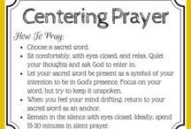 Meditation/Centering Prayer