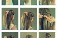 Yes, ik heb een dochter met lang haar