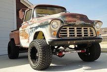chevrolet 3100 vintage trucks